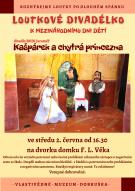 LOUTKOVÉ DIVADLO - KAŠPÁREK A CHYTRÁ PRINCEZNA 1