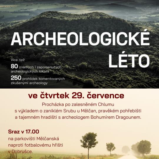 ARCHEOLOGICKÉ LÉTO 1