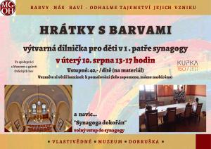 HRÁTKY S BARVAMI 1