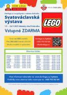 SVATOVÁCLAVSKÁ VÝSTAVA LEGO 1