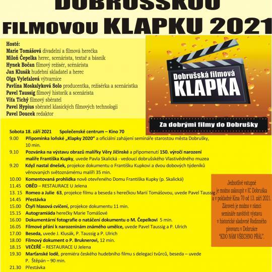 DOBRUŠSKÁ FILMOVÁ KLAPKA 2