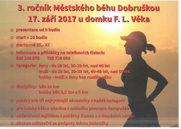 Běh Dobruškou