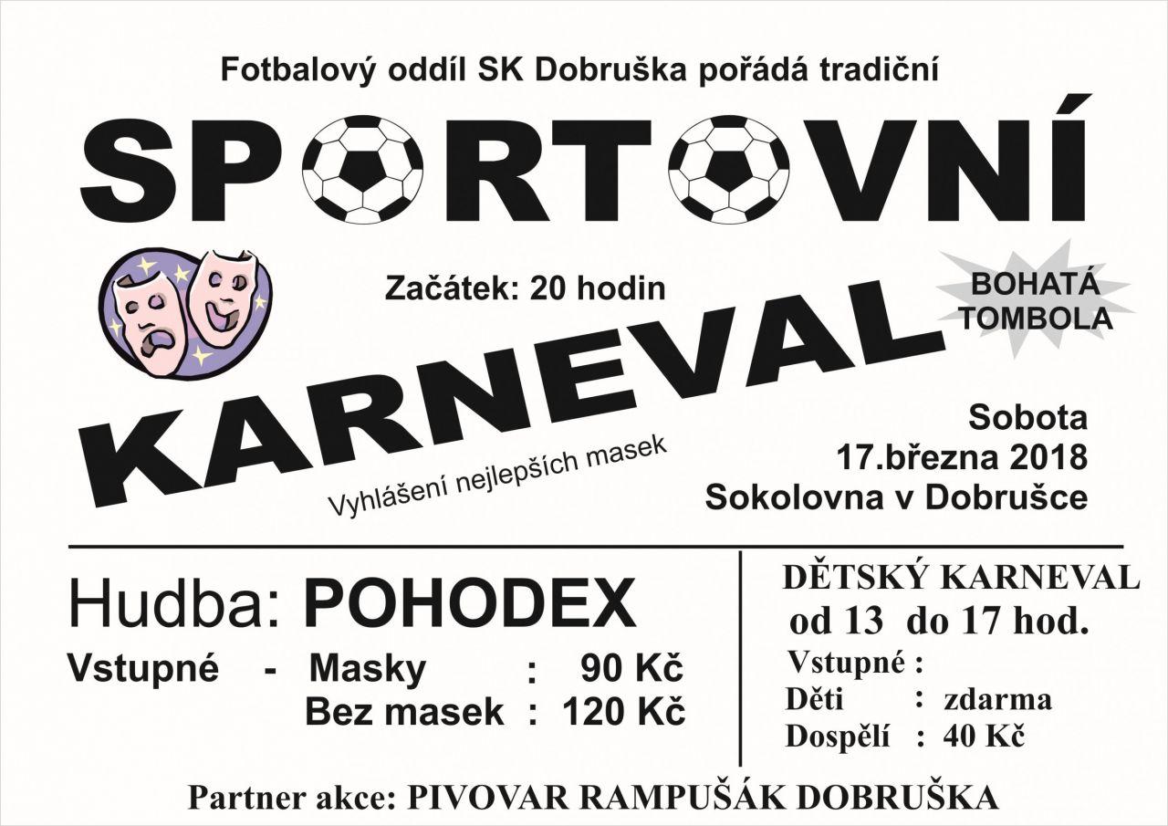 Sportovní karneval