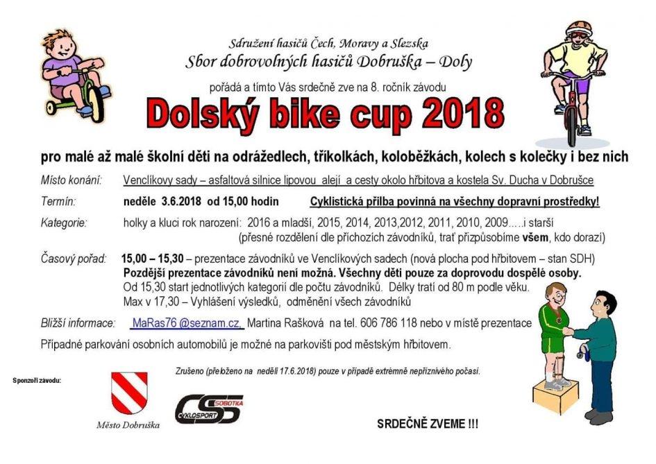 Dolský bike cup 2018