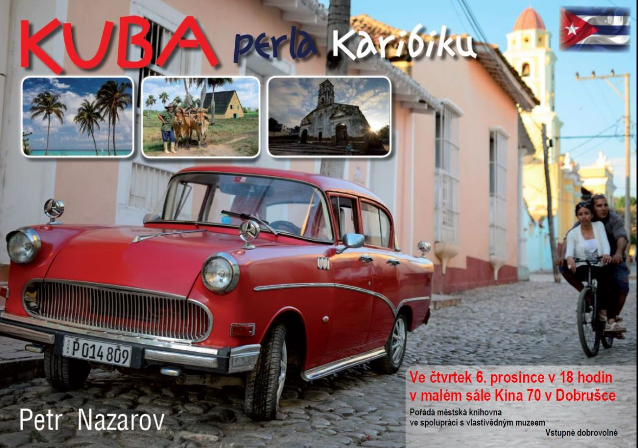 přednáška KUBA